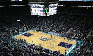 NBA Cancels NC All-Star Games