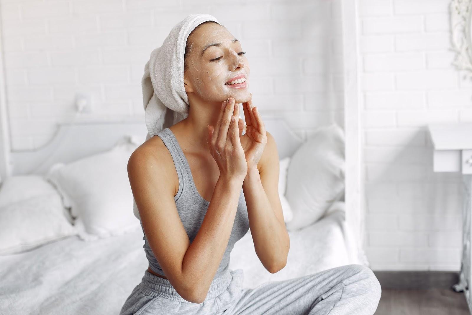 crema rutina facial