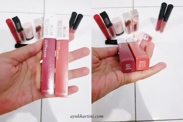 ombre lips maybelline