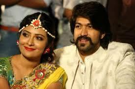 Wife  Radhika Pandit