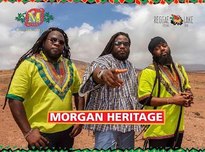 Harmonize Ft Morgan Heritage - Malaika
