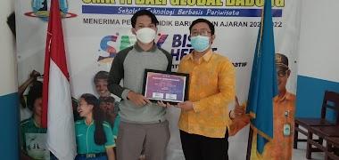 Raih Juara 1 E-Sport Mobile Legend Tingkat Nasional Ajang Fastekno 2021, SMK TI Bali Global Badung Berikan Beasiswa Prestasi Kepada 5 Siswanya