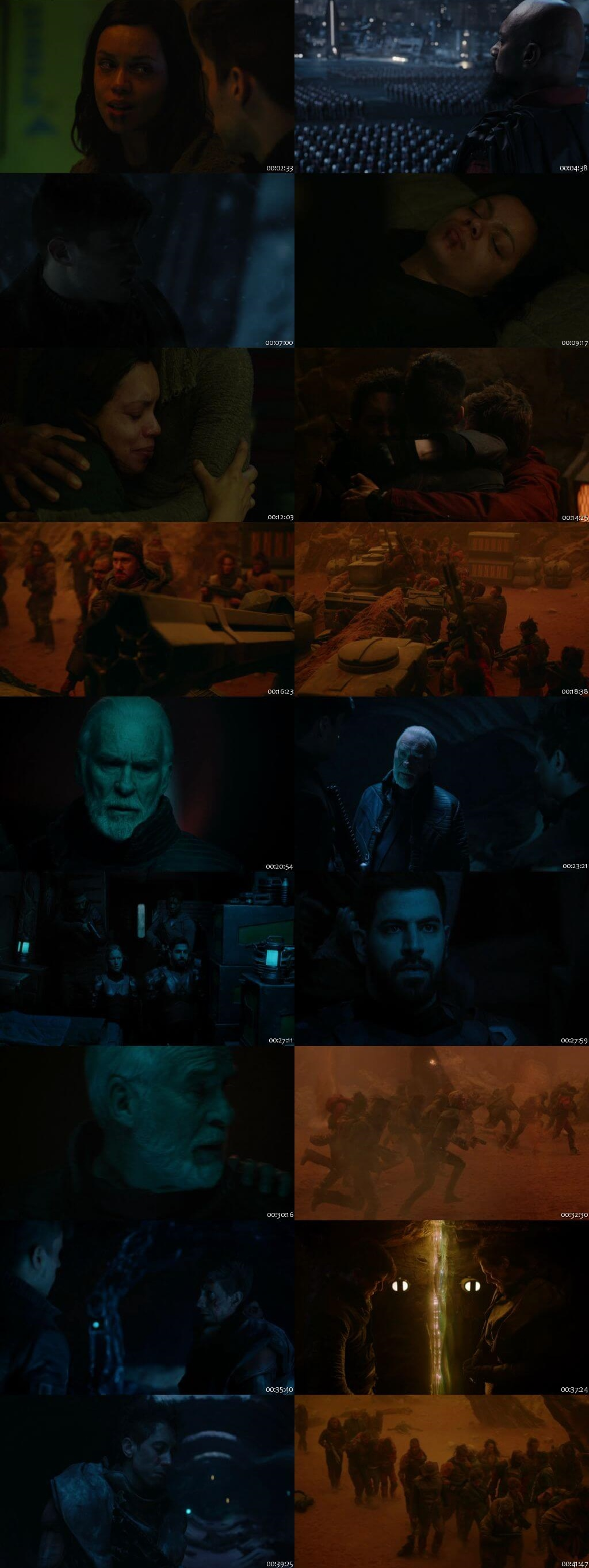 Screenshots Of English Show Krypton Season 02 Episode 09 2019 WEB-DL 720P 300MB