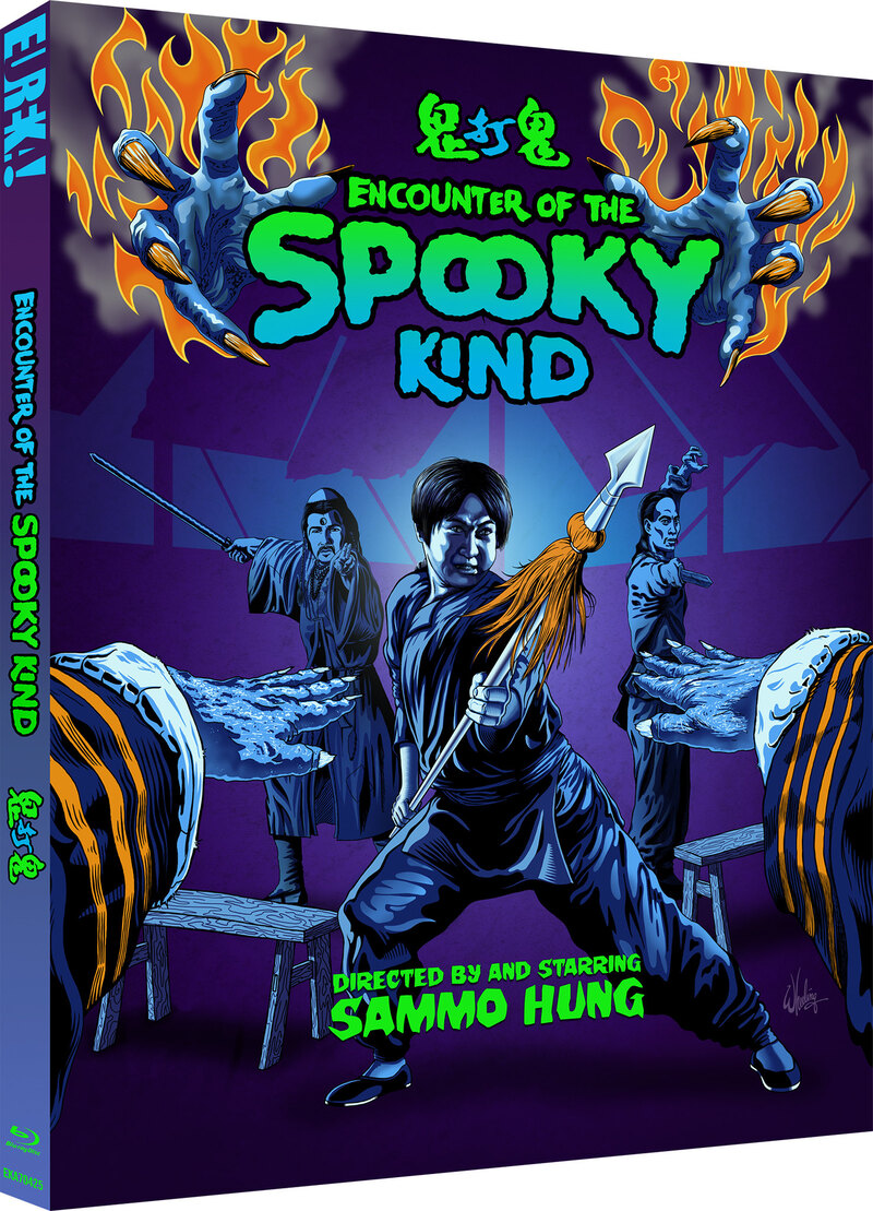Encounter of the Spooky Kind blu-ray