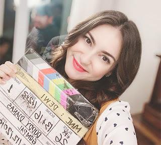 Alessia Cestaro Senyum