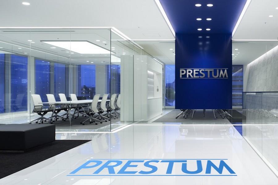 Prestum Mock Brand Office