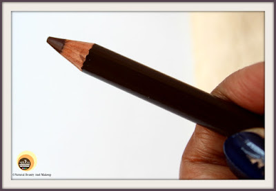 Sasatinnie Eyeliner Pencil 02 Brown – Review, Swatches & Photos