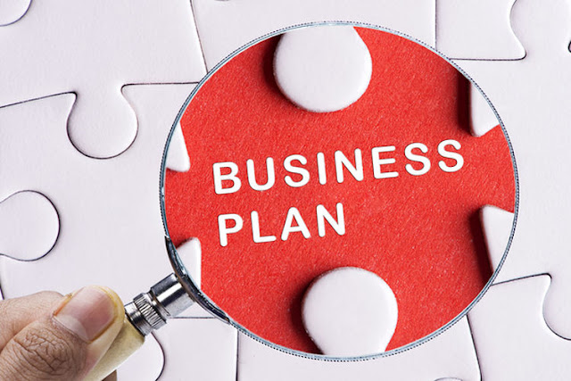 5 Steps to Develop a Business Plan