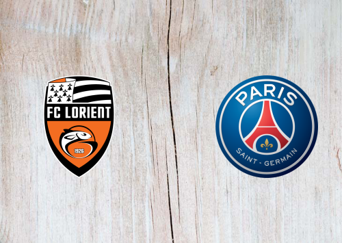 Lorient vs PSG Full Match & Highlights 19 January 2020