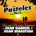 LOS PASTELES DEL PERU - LAS MAS HERMOSAS CANCIONES DE JUAN GABRIEL Y JOAN SEBASTIAN - 2011