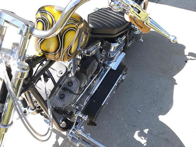 Harley Davidson By Chris Volk Hell Kustom
