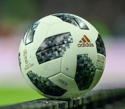 adidas telstar Pelota Oficial de Rusia 2018