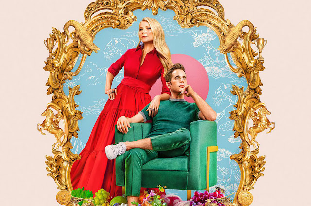 Gwyneth Paltrow y Ben Platt en The Politician