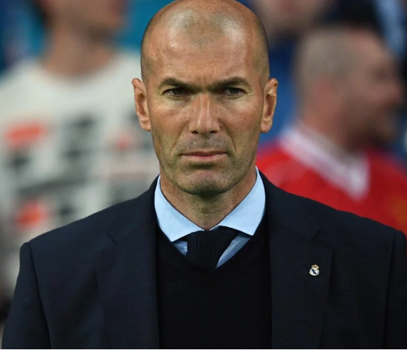 Real Madrid vs Liverpool: Zidane's squad for Champions ...