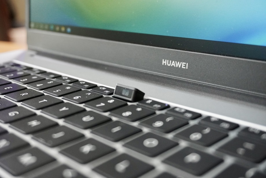 Huawei MateBook D15 (2021) Review - Camera