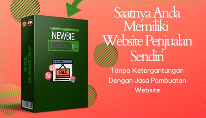Newbie Salespage V1