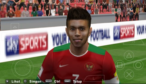 Download PES 2017 Special Liga Indonesia [TSC/ISL] ISO PPSSPP