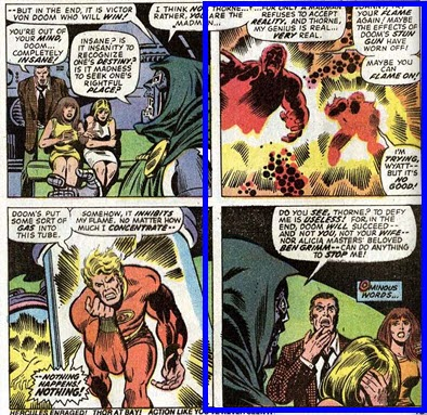 Fantastic Four 144 BronzeAge