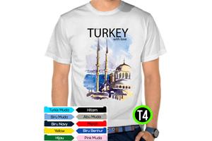 Kaos Turki Kode T4