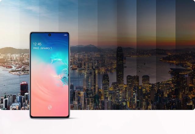 Galaxy S 10 Battery