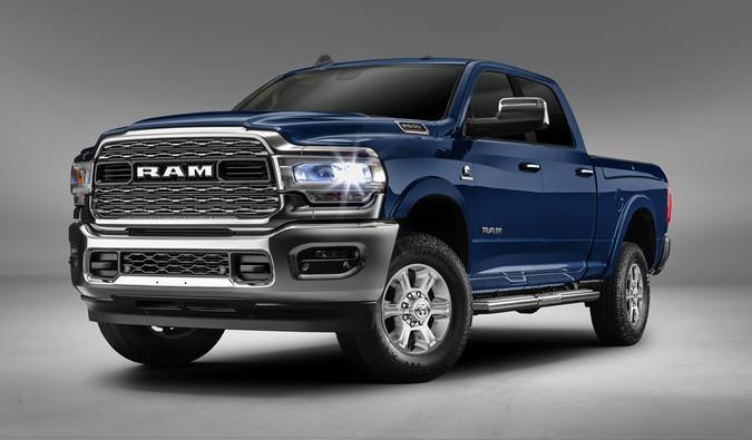 FCA anuncia recall da linha Ram 2500