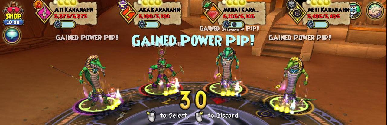 Wizard101 Doomsday Krok Gauntlet Guide