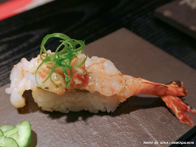 IMG 8899 - 熱血採訪│鯣口鮮板前料理/壽司/外帶,繽紛水果與日式料理結合的創意美食,帶給味蕾不同的驚喜!