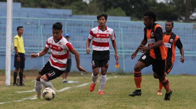 Perseru vs Madura United