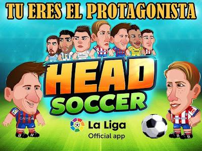 Head Soccer V5.4.4 Mod Apk Terbaru