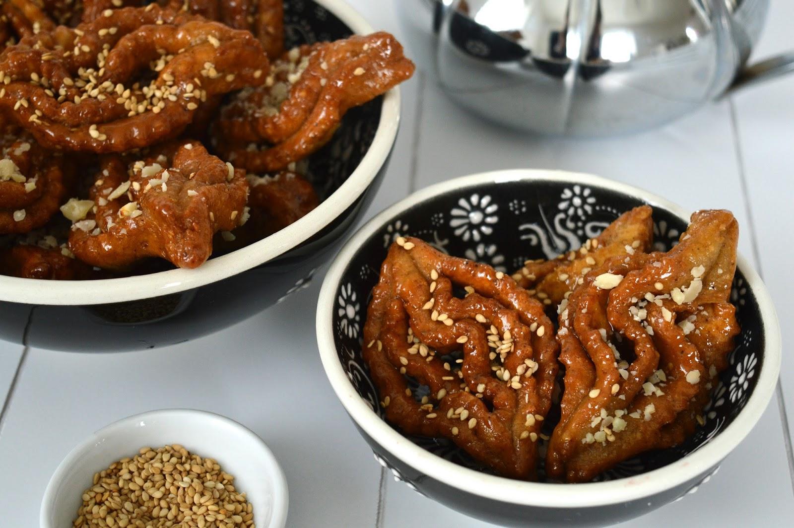 Ellouisa: Marokkaanse gerechten