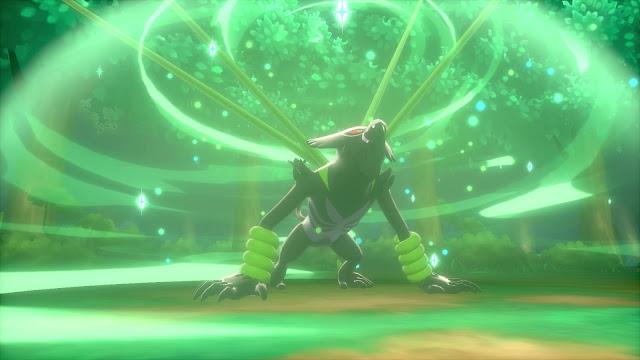 Pokémon Sword/Shield (Switch): golpe Jungle Healing, exclusivo de Zarude, é revelado