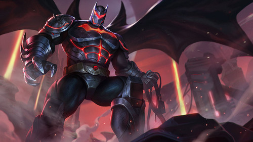 Batman có sức khỏe lớn tới từ ngọc giúp