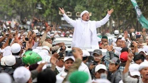 2.801 Personel Gabungan Turun Amankan Sidang Vonis Habib Rizieq