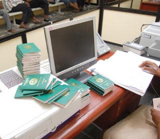 Nigerian Passport Office