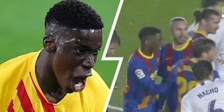 Barcelona Fans react to Moriba's fearless intervention against Real Madrid