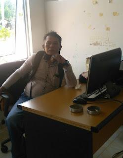PANWASLU mendapat Apresiasai dari Ketua GERAM Kabupaten Lingga atas kinerjanya yang Tegas dan Bijaksana