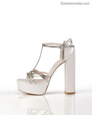 Zapatos de Novia Rosa Clara