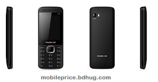 Symphony D115 Feature, Specification, Price In Bangladesh