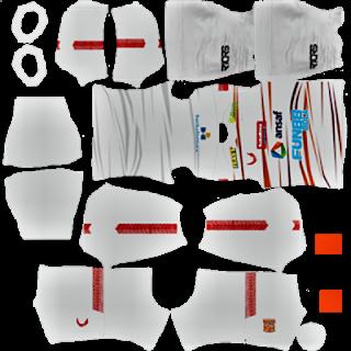 borneo fc dls kit 21