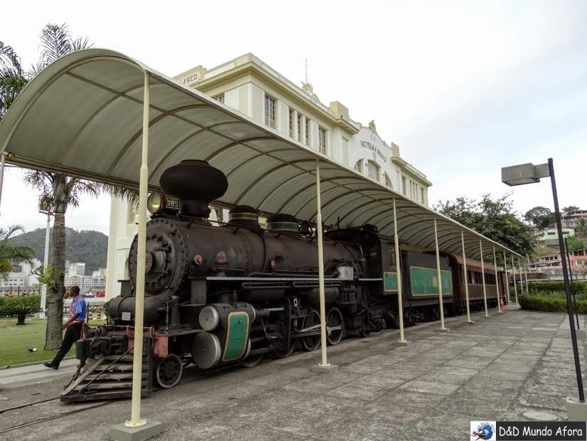 Museu da Vale - MuseumWeek - 9 museus no Brasil - blogagem coletiva RBBV
