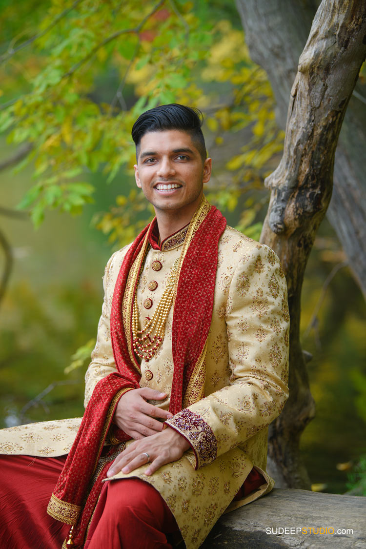 Indian Wedding Photography Groom Dress Ideas by SudeepStudio.com Ann Arbor South Asian Indian Wedding Photographer
