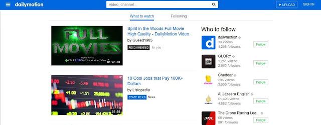 8 Situs untuk Menghasilkan Uang bagi Video Creator