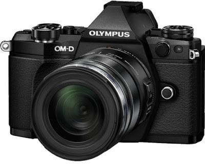 Olympus E-M10 Mark II (12-50 mm EZ)