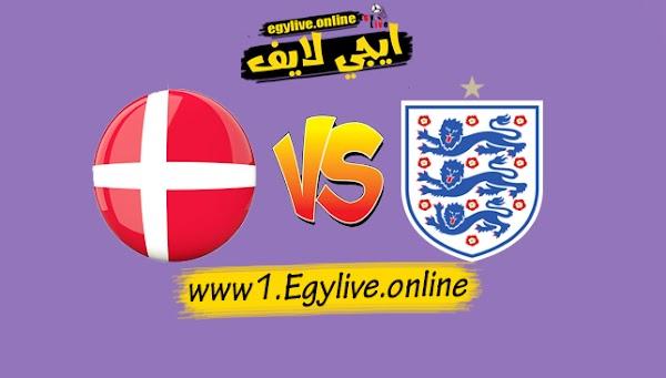 نتيجة مباراة إنجلترا والدنمارك اليوم بتاريخ 14-10-2020 في دوري الأمم الأوروبية