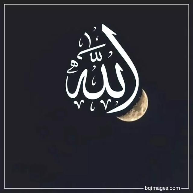 allah name dp in urdu