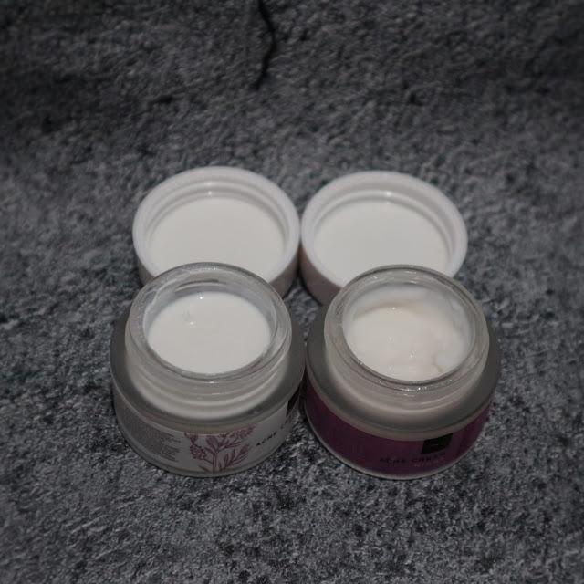Scarlett Whitening Acne Day Cream and Night Cream