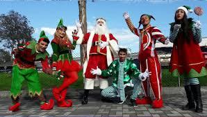 Show para navidad Bogota