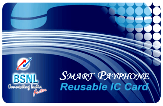 BSNL to launch Smart IP Payphone (Smart card based PCO) Services on PAN India basis