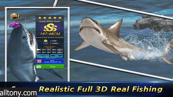 تنزيل لعبة Monster Fishing 2021 للأيفون والأندرويد