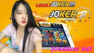 JOKER168 NET SLOT ONLINE TERMURAH MUDAH MENANG